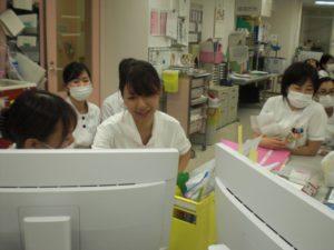 写真 乳がん看護認定看護師