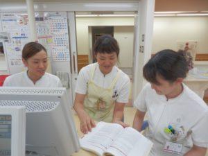 写真 がん性疼痛看護認定看護師