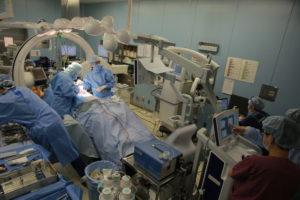 写真 手術室