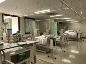 図16血液透析室