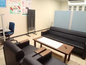 写真 連携医控室