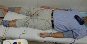 写真 血圧脈波